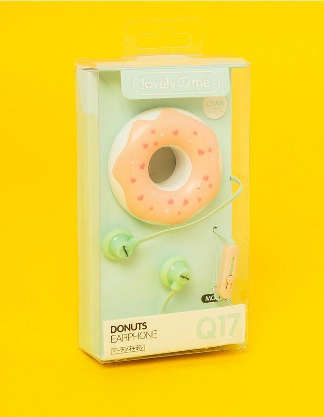 Навушники з чохлом у вигляді тістечка | 232184-44-XX - A-SHOP