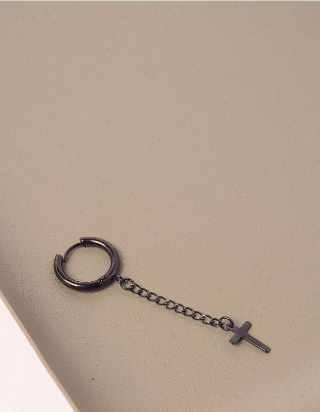 Кафа з хрестиком на ланцюжку   245239-02-XX - A-SHOP
