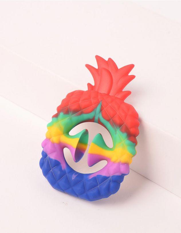 Іграшка антистрес pop it snapperz у вигляді ананаса | 248900-21-XX - A-SHOP