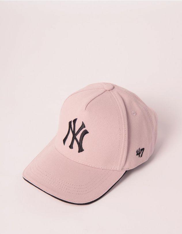 Бейсболка з вишивкою NY | 248802-35-XX - A-SHOP