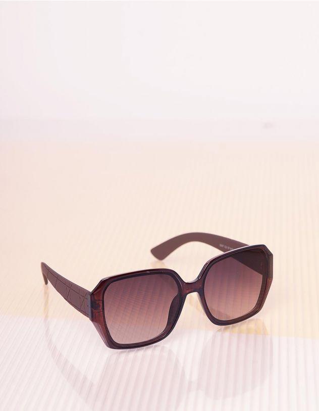Окуляри сонцезахисні oversize | 241648-12-XX - A-SHOP