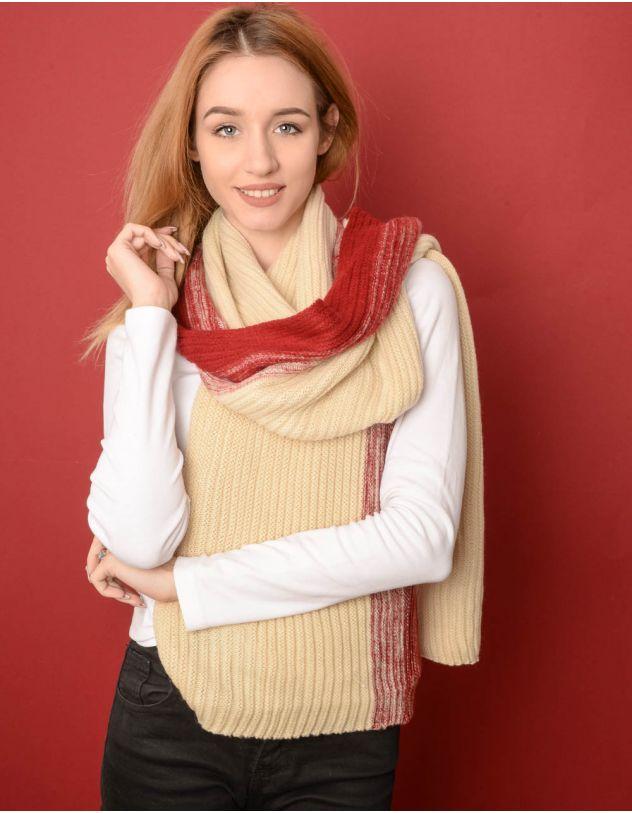 Шарф на шию вязаний | 235504-40-XX - A-SHOP