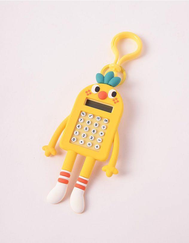 Калькулятор брелок з іграшкою лабіринтом | 243106-19-XX - A-SHOP