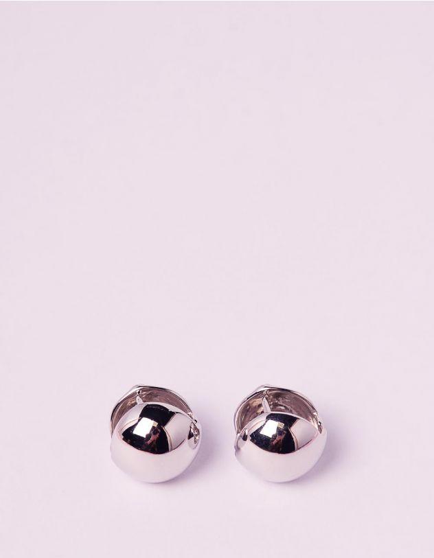 Сережки у вигляді кульок   240838-05-XX - A-SHOP