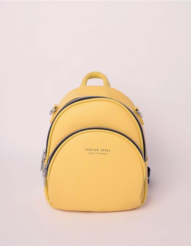 Рюкзак трансформер малеький з кишенею | 238959-19-XX - A-SHOP