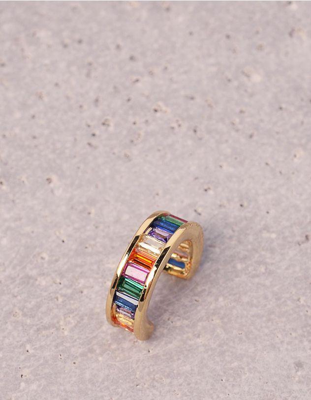 Обманка з кольоровими камінцями   245322-21-XX - A-SHOP