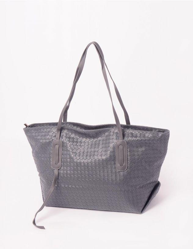 Сумка шопер плетена   245267-11-XX - A-SHOP
