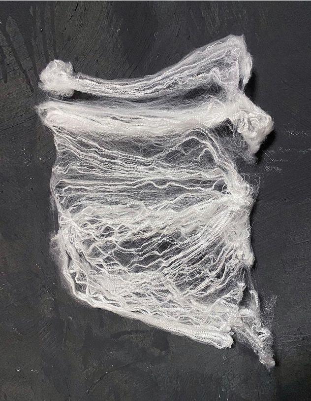Павутиння штучне на хеллоуїн   233856-01-XX - A-SHOP