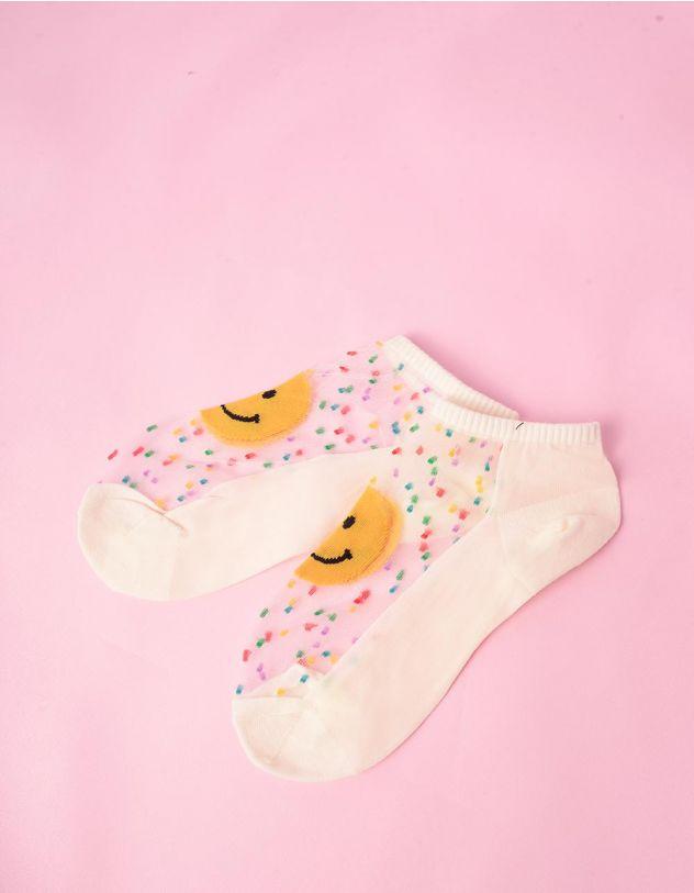 Шкарпетки зі смайликом | 247548-40-XX - A-SHOP