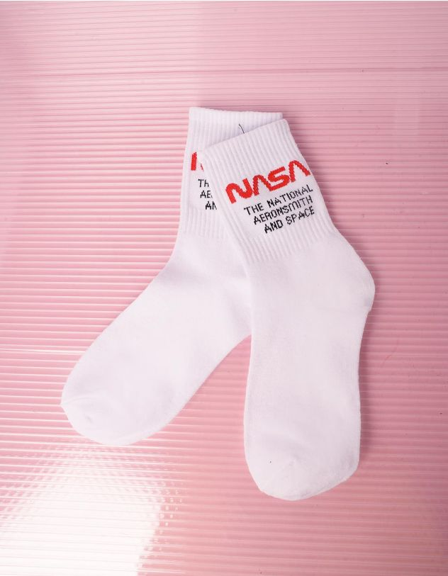 Шкарпетки з написом | 240500-01-XX - A-SHOP