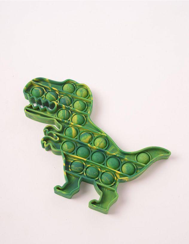 Іграшка антистрес pop it у вигляді динозавра | 248668-20-XX - A-SHOP