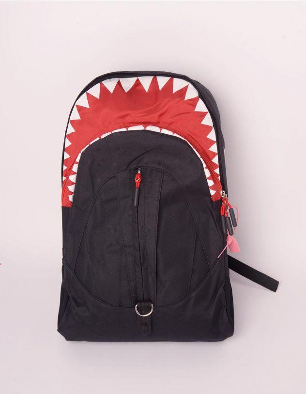 Рюкзак для міста у вигляді акули | 248254-02-XX - A-SHOP