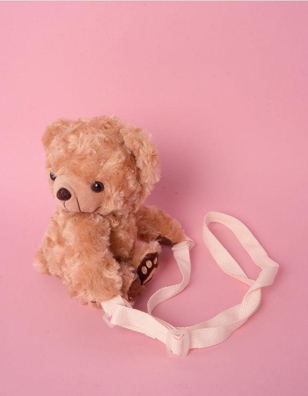 Сумка через плече у вигляді ведмедика | 239364-22-XX - A-SHOP