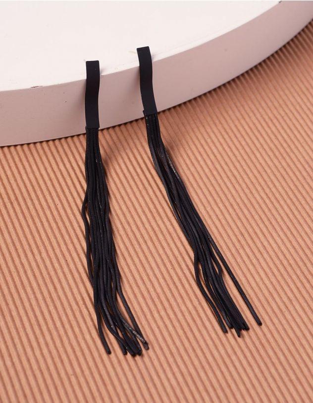 Срежки довгі із ланцюжків | 240558-02-XX - A-SHOP
