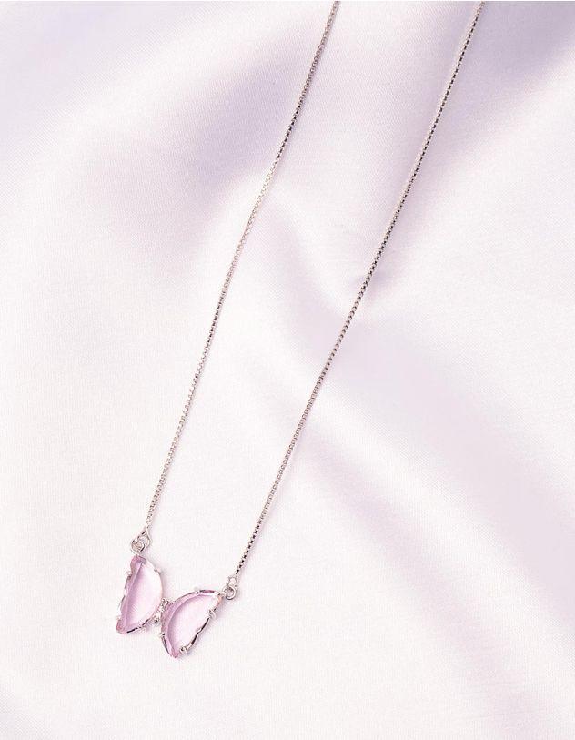 Підвіска на шию з кулоном у вигляді метелика | 246879-70-XX - A-SHOP