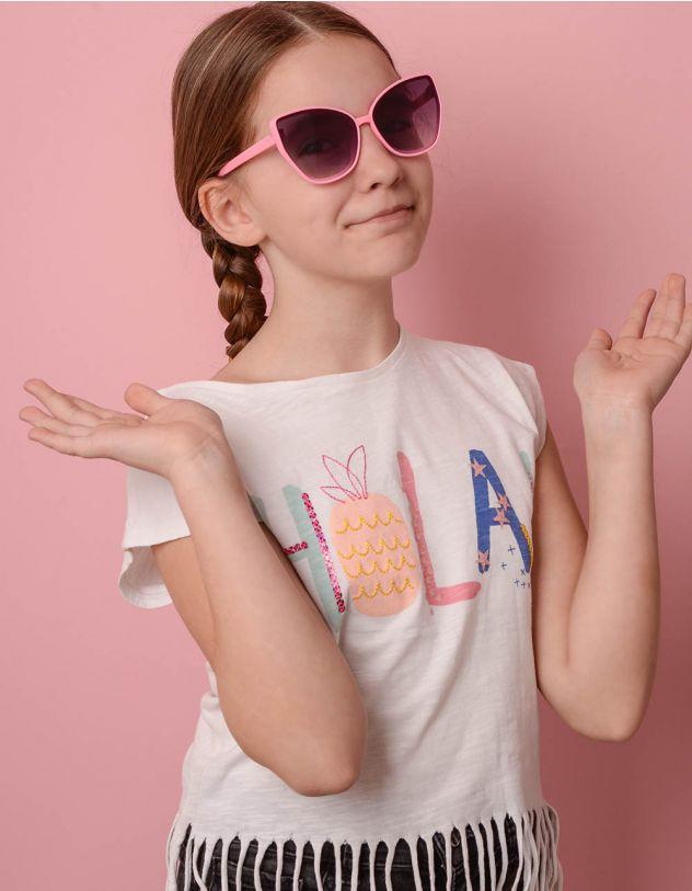 Окуляри лисенята дитячі сонцезахисні | 236184-14-XX