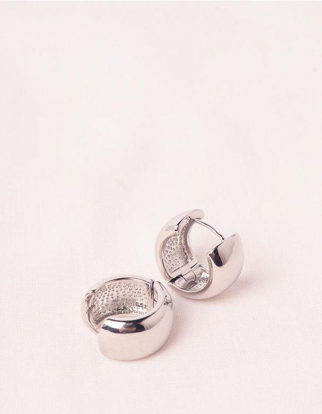 Сережки кільця маленькі | 249388-05-XX - A-SHOP
