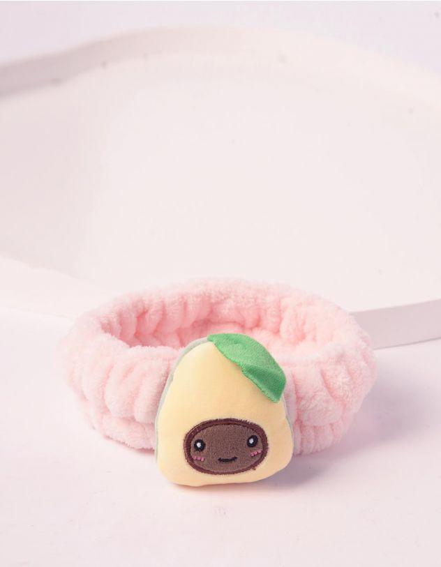 Пов'язка на голову косметична з грушою | 242164-14-XX - A-SHOP