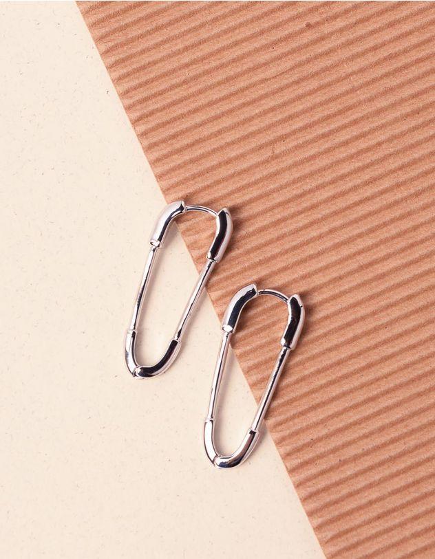 Сережки у вигляді булавки | 240443-05-XX - A-SHOP
