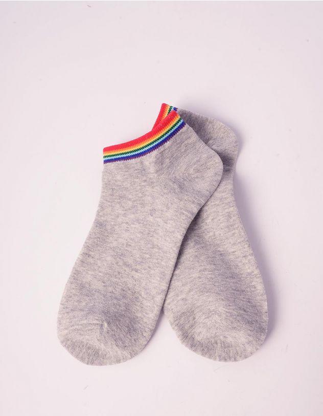 Шкарпетки у смужку | 241036-11-XX - A-SHOP