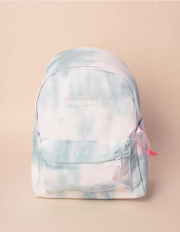 Рюкзак для міста з градієнтним принтом | 239355-37-XX