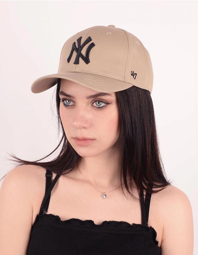 Бейсболка з вишивкою NY   247093-22-XX - A-SHOP