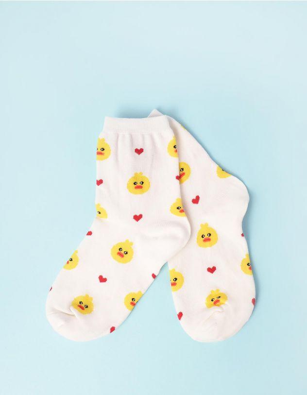 Шкарпетки з качечкою   244216-01-XX - A-SHOP
