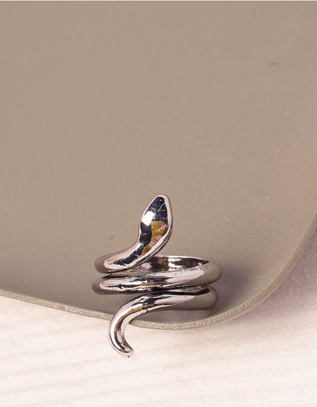 Кільце у вигляді змії | 245024-05-XX - A-SHOP