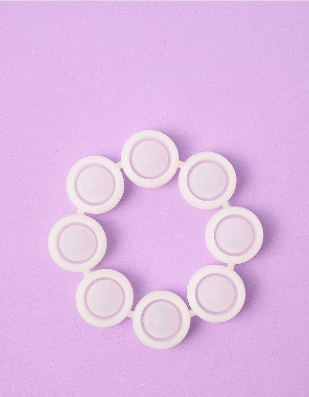 Іграшка антистрес pop it у формі кола що змінює колір | 248960-21-XX - A-SHOP