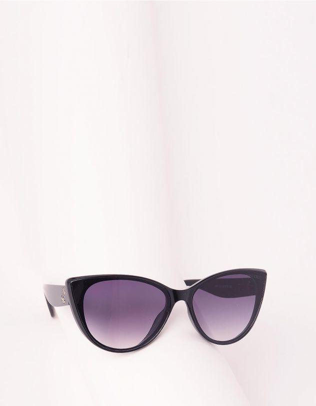 Окуляри від сонця cat eye з градієнтом на лінзах | 244006-30-XX - A-SHOP