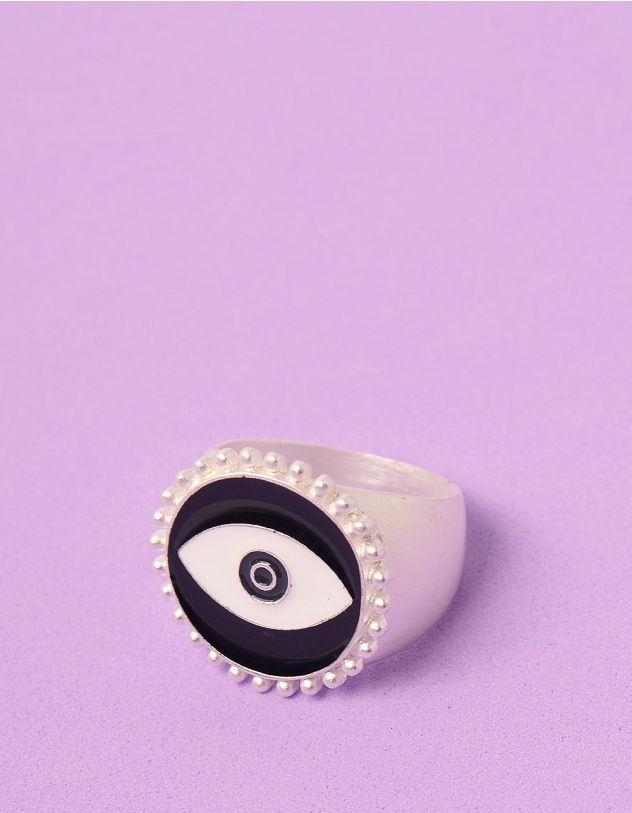 Кільце із зображенням ока | 246210-07-41 - A-SHOP