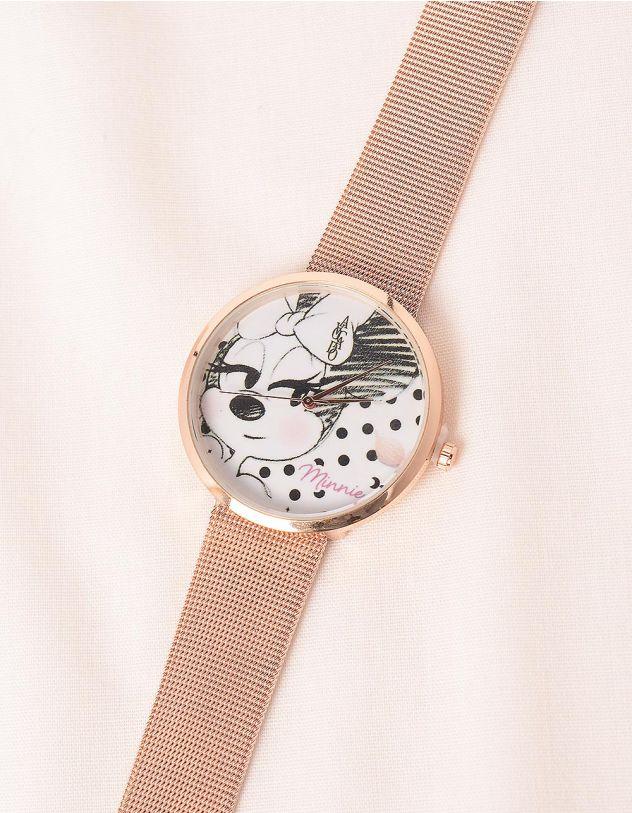 Годинник з принтом Міккі Мауса | 245597-69-XX - A-SHOP