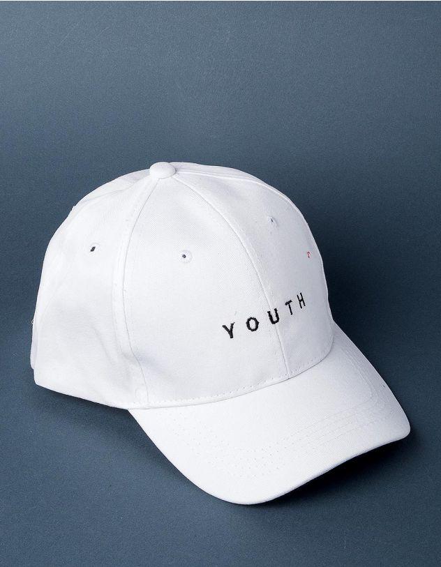 Бейсболка с надписью youth | 224020-01-XX - A-SHOP