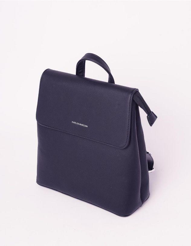 Рюкзак трансформер стильний з клапаном | 243802-02-XX - A-SHOP