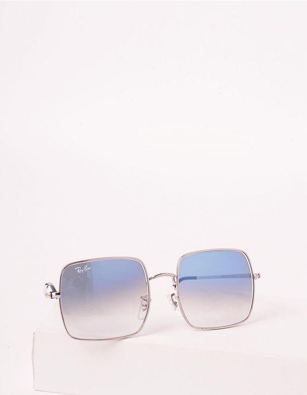 Окуляри сонцезахисні квадратні з градієнтом на лінзах | 247639-13-XX - A-SHOP