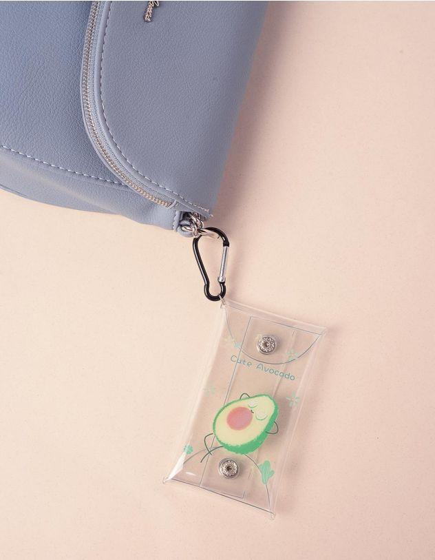 Чохол для навушників з принтом авокадо | 239709-01-XX - A-SHOP