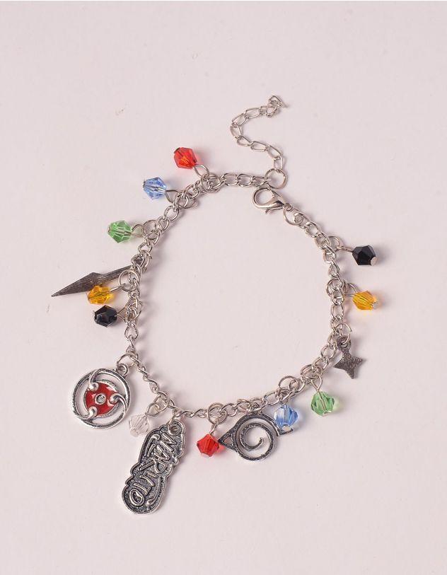 Браслет на руку із ланцюга з намистинами | 247667-10-XX - A-SHOP
