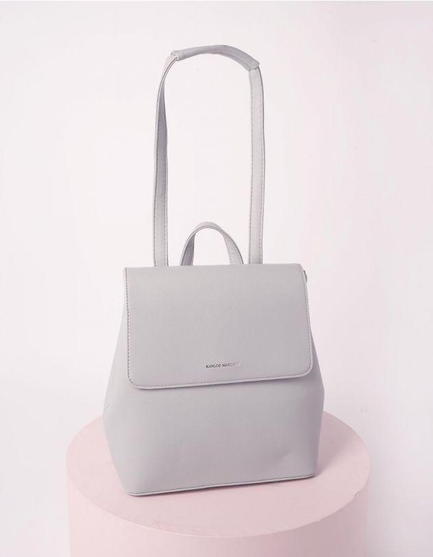 Рюкзак трансформер стильний з клапаном | 243802-18-XX - A-SHOP