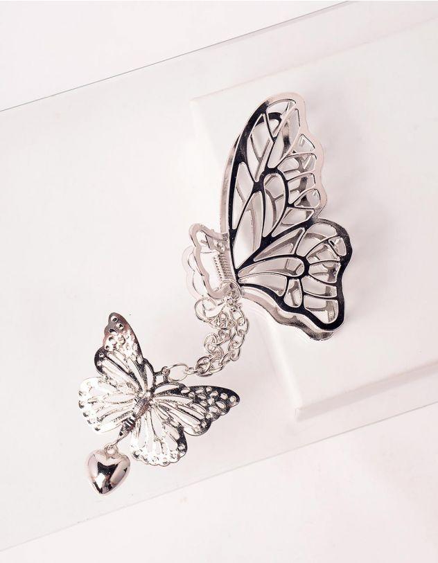 Шпилька для волосся у вигляді метелика | 245945-05-XX - A-SHOP