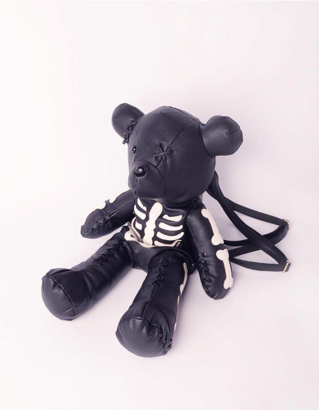 Рюкзак у вигляді ведмедика KAWS | 240616-02-XX - A-SHOP