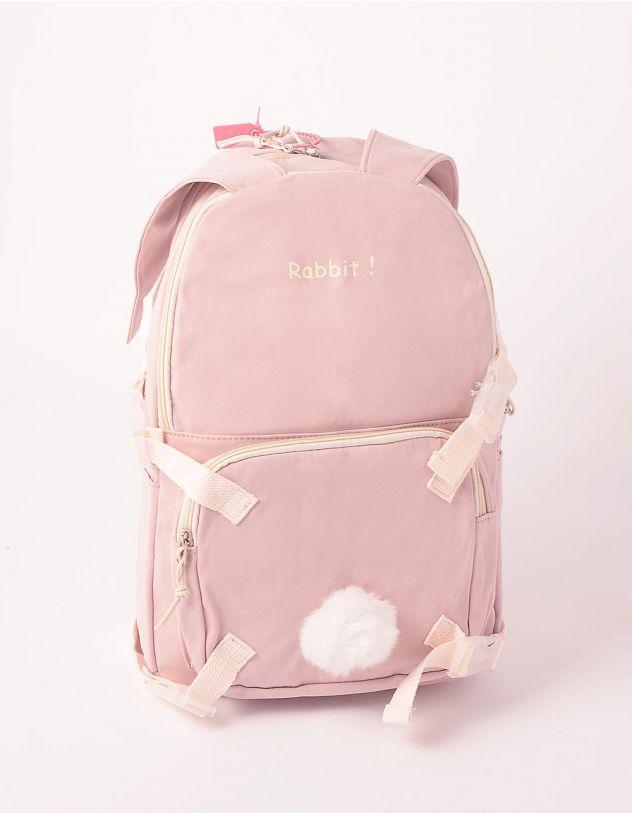 Рюкзак з вушками та звостиком | 248985-14-XX - A-SHOP