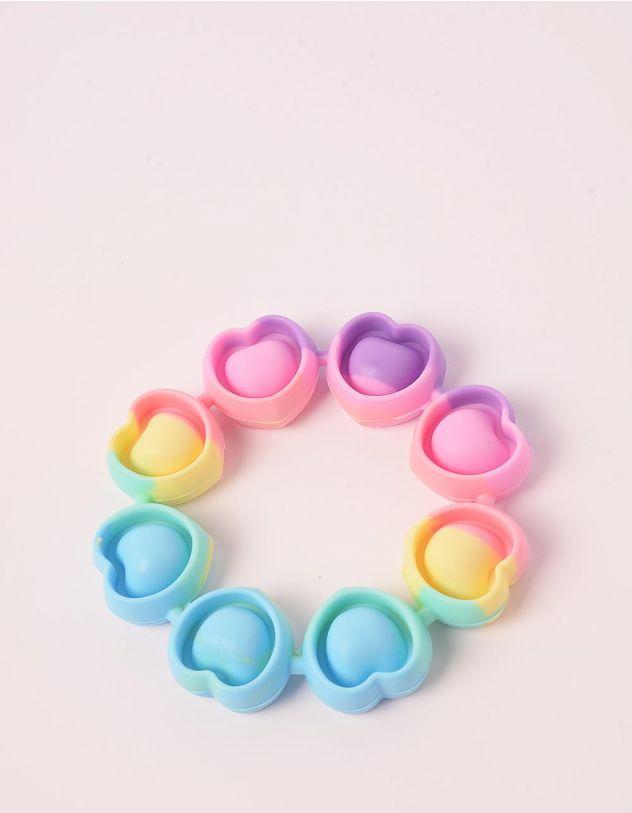 Іграшка антистрес pop it у вигляді сердець | 250074-51-XX - A-SHOP