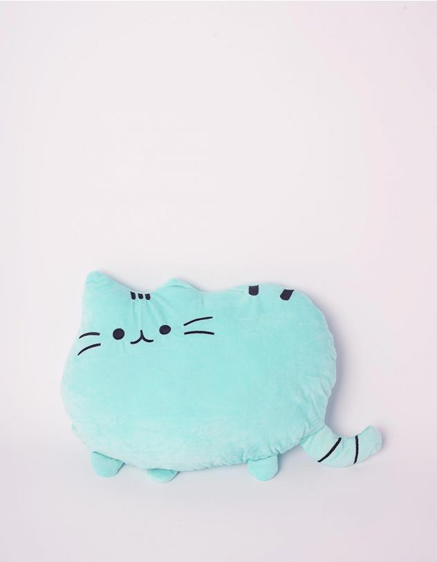 Іграшка подушка у вигляді кота | 220655-37-XX