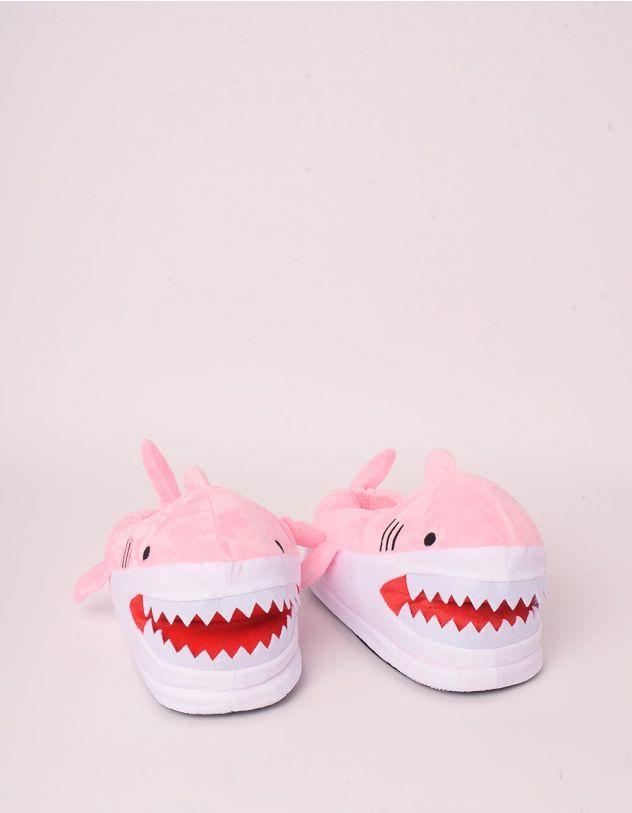 Капці кімнатні у вигляді акули | 248417-14-17 - A-SHOP