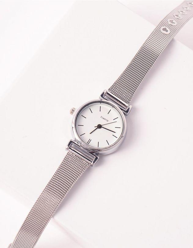 Годинник на руку з круглим циферблатом | 243683-01-XX - A-SHOP
