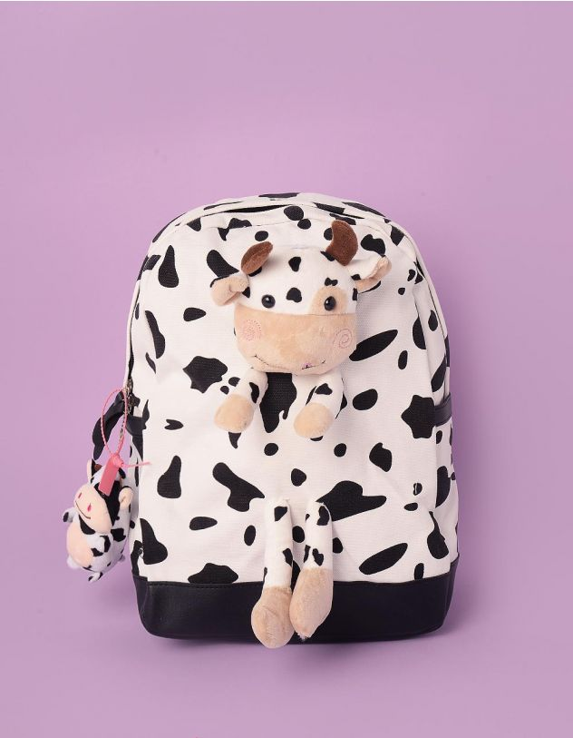 Рюкзак молодіжний з корівкою | 246598-01-XX - A-SHOP