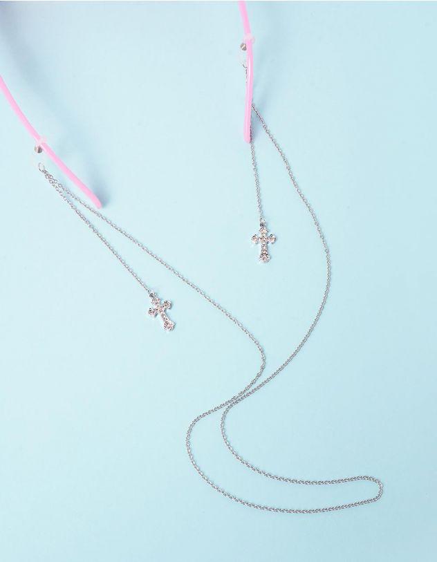 Ланцюжок для окулярів з хрестиками | 247924-06-XX - A-SHOP