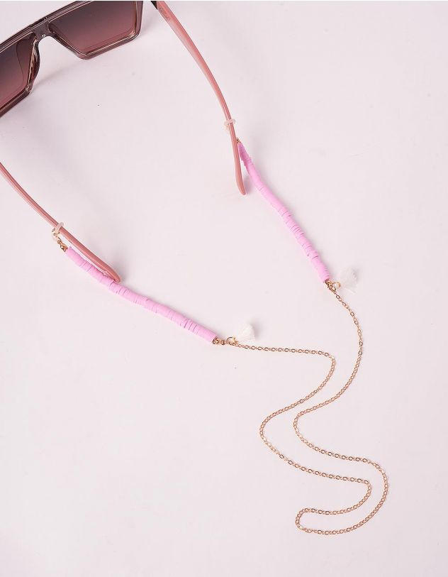 Ланцюжок для окулярів з китицями | 244284-69-XX - A-SHOP