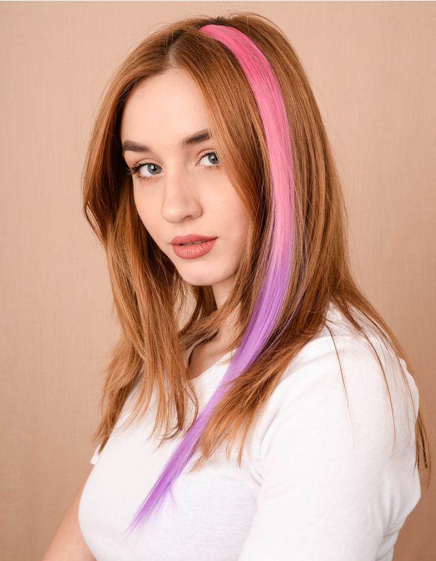 Прядка для волосся двокольорова   204935-99-XX - A-SHOP