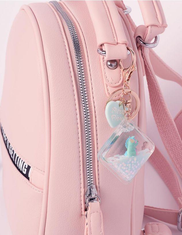 Брелок на сумку  з єдинорогом   239906-18-XX - A-SHOP